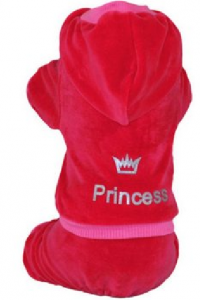 TRACK SUIT PRINCESS CROWN