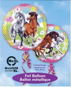 FOIL HORSES