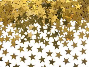 COFETTI GULD STARS