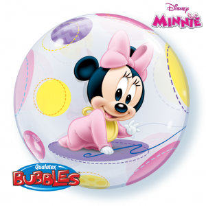 Minnie Mouse Bebis Bubbles