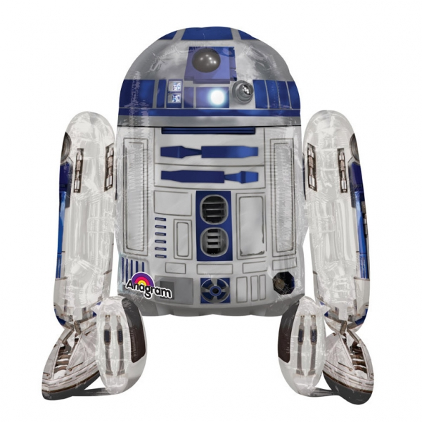 R2D2 Star Wars Airwalker
