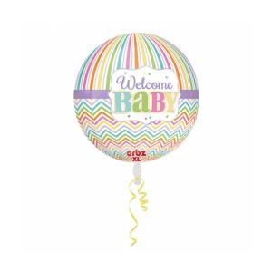 Welcome Baby Orbz
