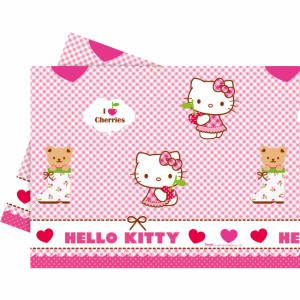 Hello Kitty bordsduk