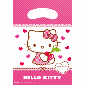 Hello Kitty - Kalaspåsar