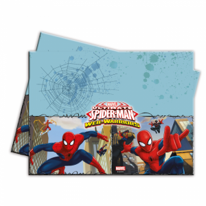 Spiderman Web Warriors bordsduk