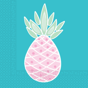 Pineapples Servetter