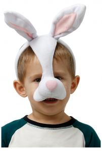Barn Mask - Rabbit