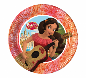 Elena från Avalor assietter