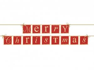 Banner - Merry Christmas