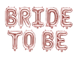 Ballonger - Bride To Be - Set