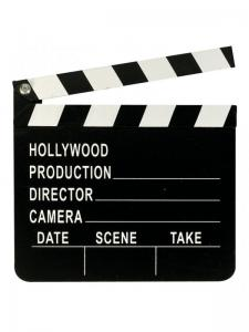 Clapperboard - Hollywood