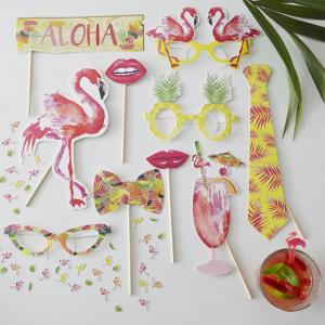 Flamingo Fun - Photo Booth