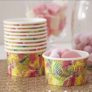 Flamingo Fun - Treat Tubs