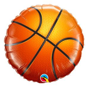 Folieballong - Basketboll