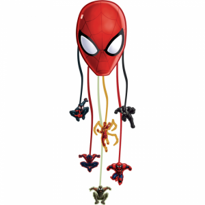 Spiderman Web Warriors Pinata