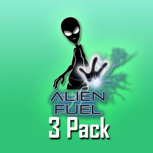 Alien Fuel (50ml, Shortfill) 3pack