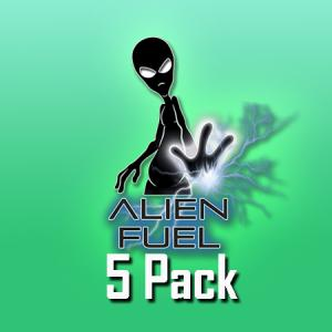 Alien Fuel (50ml, Shortfill) 5pack