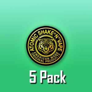 Atomic (50ml, Shortfill) 5pack