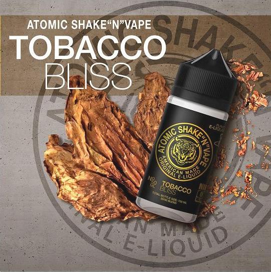 Atomic - Tobacco Bliss (50ml, Shortfill)