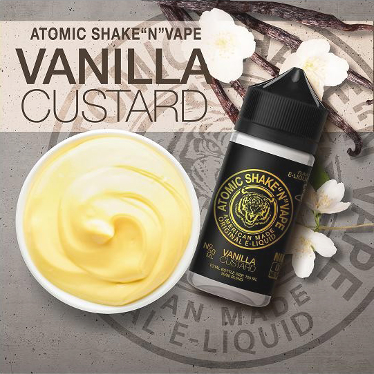 Atomic   Vanilla Custard