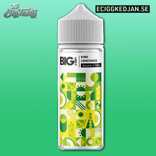 Big Tasty Juiced | Kiwi Lemonade