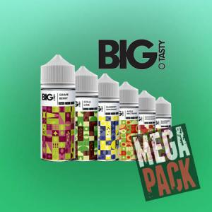 Big Tasty (100ml, Shortfill)10pack - Mega Pack