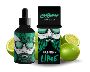 Ossem - 50ml - Brazilian Lime
