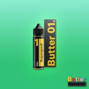 Supergood Butter 01 (50ml, Shortfill)