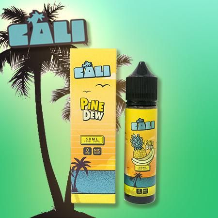 Cali - Pine Dew (50ml, Shortfill)