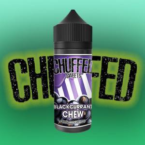 Chuffed Sweets | Blackcurrant Chew