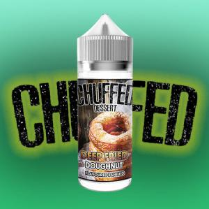 Chuffed Dessert | Deep Fried Doughnut