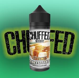 Chuffed Dessert | Caramel Cheesecake