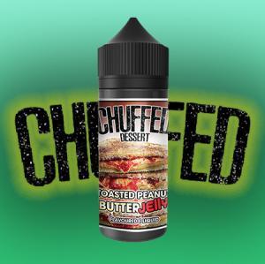 Chuffed Dessert | Toasted Peanut Butter Jelly