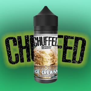 Chuffed Dessert | Toffee Ripple Ice Cream