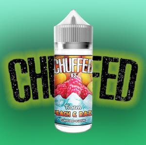 Chuffed Ice | Frozen Peach & Razz
