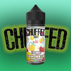 Chuffed Soda | Lychee Lemonade
