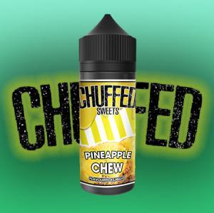 Chuffed Sweets | Pineapple Chew