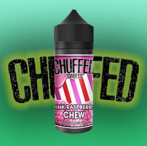 Chuffed Sweets | Pink Raspberry Chew