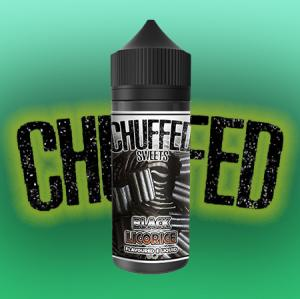 Chuffed Sweets | Black Licorice