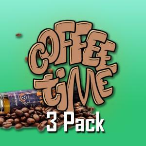 Coffee Time (50ml, Shortfill) 3pack