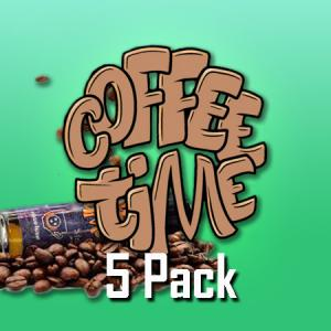 Coffee Time (50ml, Shortfill) 5pack