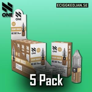 N ONE | Creamy Tobacco