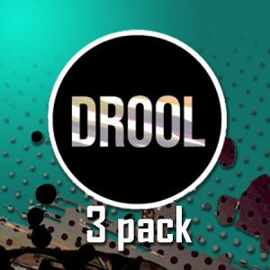 Drool - 3pack