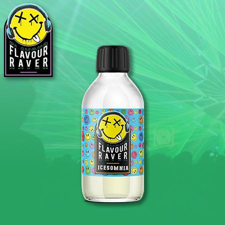 Flavour Raver   Icesomnia 200ml