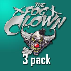 Fog Clown - 3pack