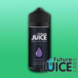 Future Juice | Frosted Cereal & Banana Milk