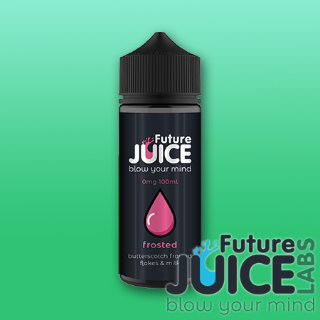 Future Juice   Butterscotch Frosted Flakes & Milk