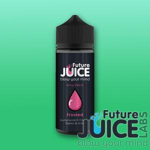 Future Juice | Butterscotch Frosted Flakes & Milk