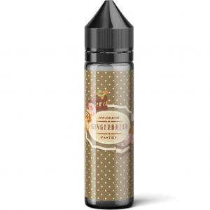 Swedish Pastry - Gingerbread (50ml, Shortfill)