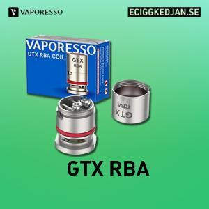 Vaporesso | GTX RBA